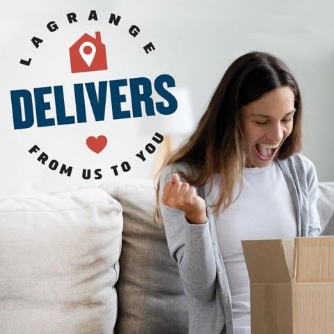 LG Delivers - From Us to You